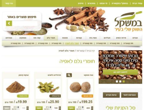 Bemishkal Supermarket Israel