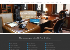 Demo Abogados Medium 2 para seo